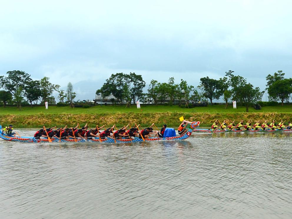 2018冬山河龍舟錦標賽