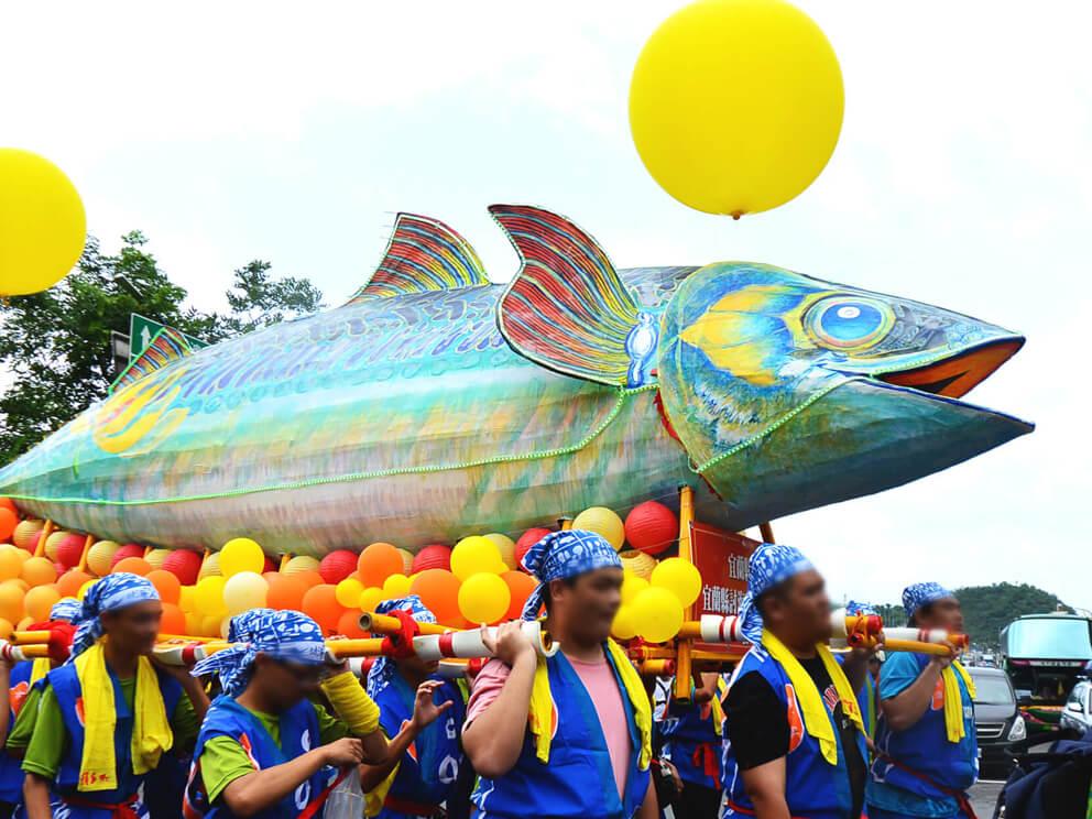 2018南方澳鯖魚祭