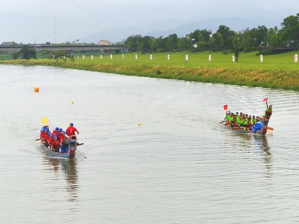 2019冬山河龍舟錦標賽