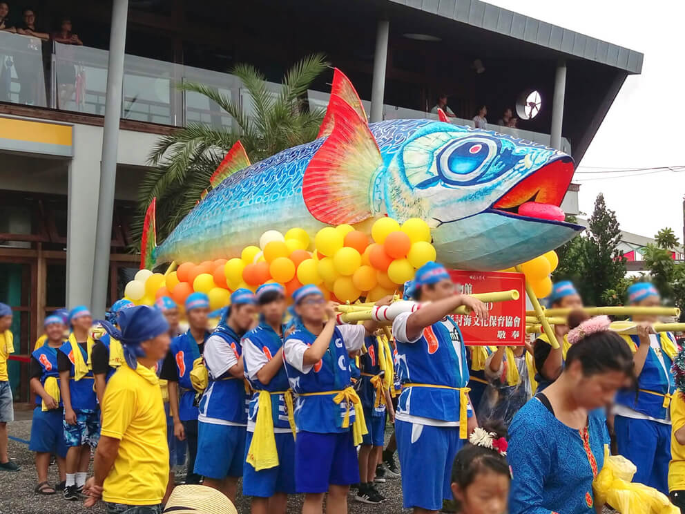 2019南方澳鯖魚祭